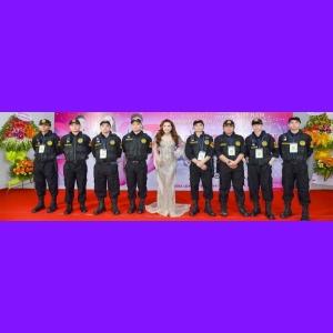 An Ninh Yuki đồng hành cùng cuộc họp báo hoa hậu doanh nhân toàn cầu 2020