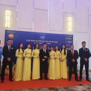 An Ninh Yuki đồng hành cùng Hương Sắc Việt 2020 - Chào mừng 90 năm ngày phụ nữ Việt Nam